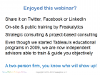 201308_Excel_and_ 7Cs_Webinar_by_Freakalytics_019 thumbnail