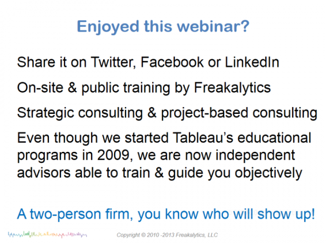 201308_Excel_and_ 7Cs_Webinar_by_Freakalytics_019